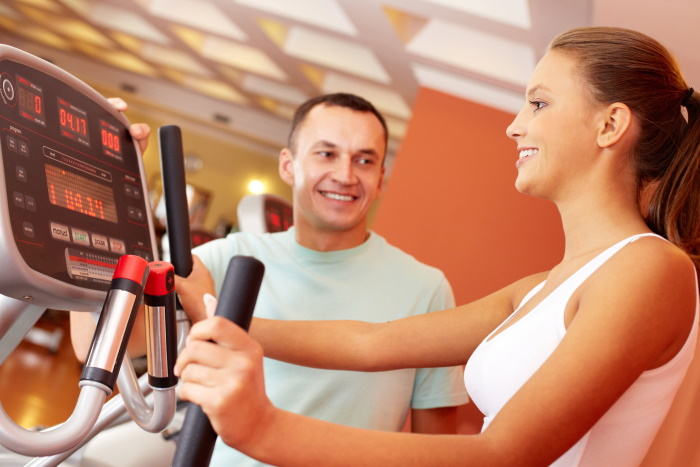 How to Approach a Girl at the Gym